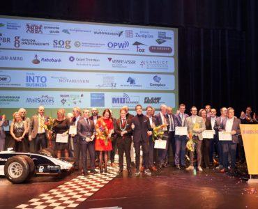 Winnaars Ondernemersprijs Midden-Holland 2020 uit Gouda, Stolwijk en Waddinxveen